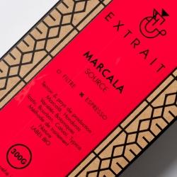 Paquet de café en grains 300g MARCALA EXTRAIT