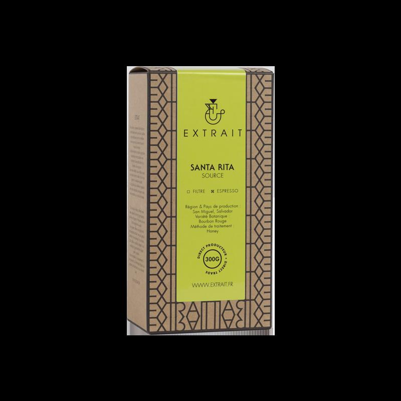 EXTRAIT™ - Santa Rita - Café - El Salvador - 300g